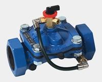Vanne hydraulique