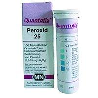 Bandelettes test, nitrates, peroxyde